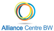 Logo Alliance Centre BW