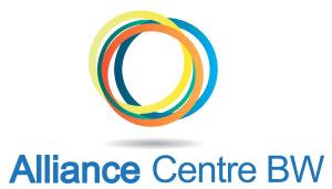 Logo Alliance Centre BW