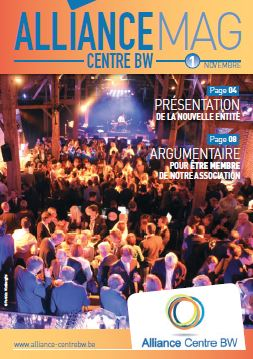 couverture Alliance Mag 1