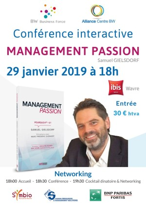 annonce conference 29 janvier 2019