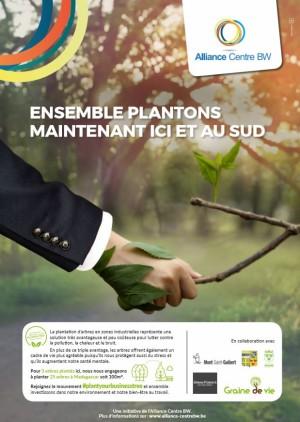 affiche générique def Plantyourbusinesstree