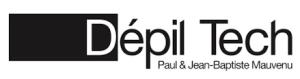 Logo DépilTech